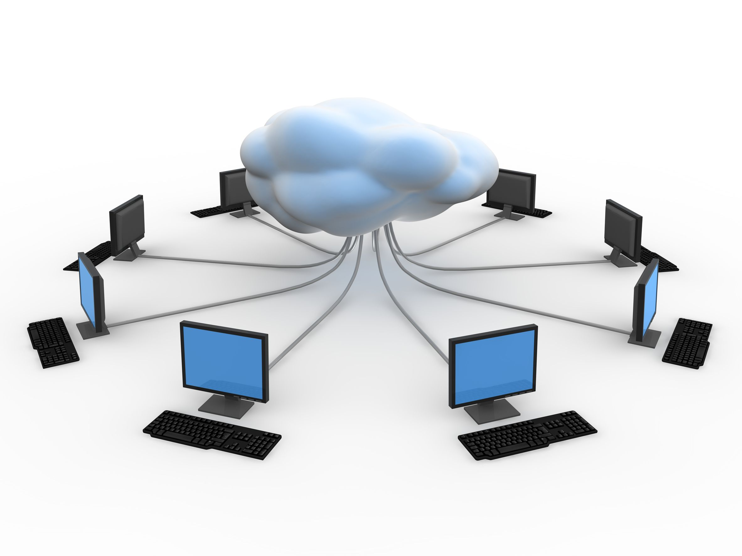 4 Reasons Your Company Needs Private Cloud Services